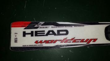 HEAD Slalom bakände
